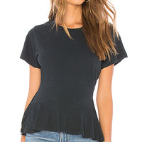 LNA Shift Tee in Vulcan | REVOLVE