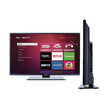 "TCL CORPORATION : TCL TV 32"" 720P LED Smart Roku - ONLINE ONLY"