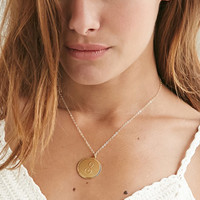 Moon And Lola Medium Dalton S Necklace