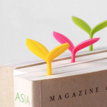 MochiThings: Sprout Bookmark