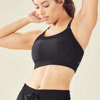 Adele High Support Shine Sports Bra