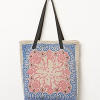 Free People Womens Sugarland Tote