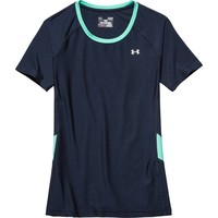 Under Armour HeatGear Armour Novelty Women's Short Sleeve Top