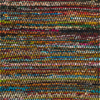 "Gillian Black 1'8"" X 3'Rug"