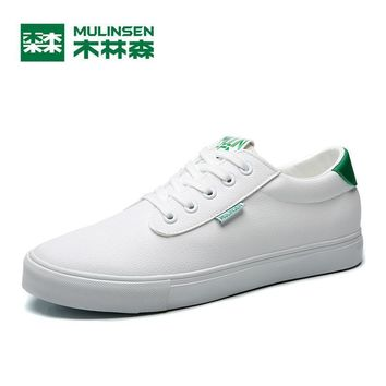 MULINSEN Skateboarding Shoes Men & Women Lover's Sport Smith platfrom afterburn Class