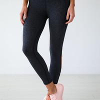 Free People Infinity Legging Charcoal - Luca + Grae