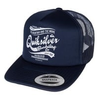 Barber Shop Hat 888256891371 - Quiksilver