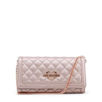 Love Moschino Women Pink Crossbody Bags