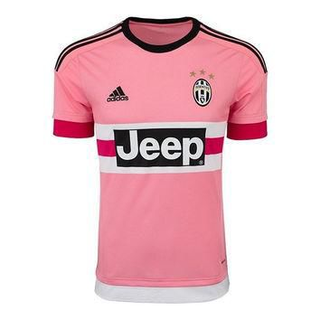 Juventus Pink Climacool Jersey by Adidas