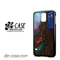 Doctor Who With Merida For Samsung Galaxy S5 Case Phone Case Gift Present YO