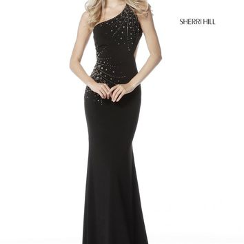 Sherri Hill - 51566 - Prom Dress - Prom Gown - 51566