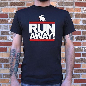 Run Away Rabbit [Monty Python] Men's T-Shirt