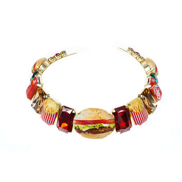 Deluxe Choker Necklace