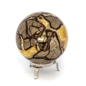Septarian Dragon Stone Sphere