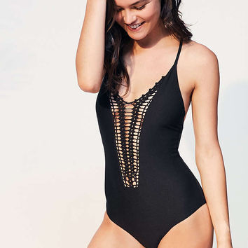 Billabong Hippie Hooray One-Piece Swimsuit - Urban Outfitters