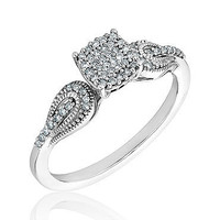 Diamond Fashion Ring 1/5ctw