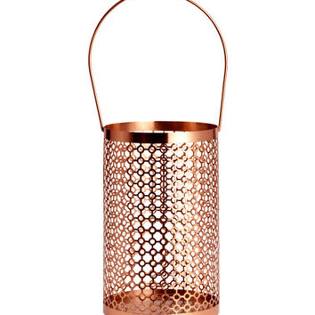 Metal Candle Lantern - from H&M