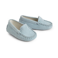 Infant's Gommini Suede Moccasin Loafers