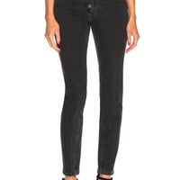 Rachel Comey Dock Pant in Washed Black   FWRD