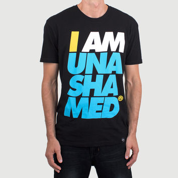 'I Am Unashamed Italic' T-Shirt