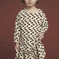 Soft Gallery Autumn Dress in Ice Break Cream Melange - 2450716 - FINAL SALE