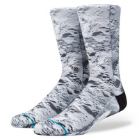 Stance Leap Socks In Grey