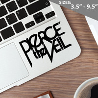 Pierce the Veil Vinyl decal