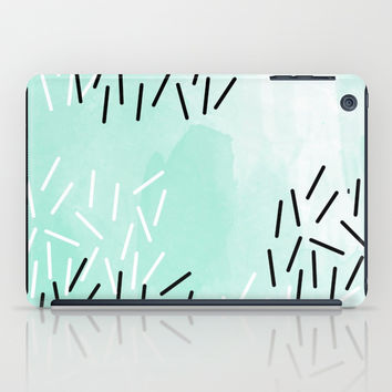 DASH DASH iPad Case by Austeja Saffron