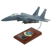 F-15E Strike Eagle (1/42 Scale) Airplane Model at Brookstone—Buy Now!