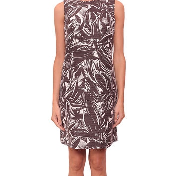 Tory Burch Dani silk gazar dress