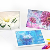 Flower Collection - 5 Designs