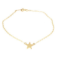 Lucky Star Anklet