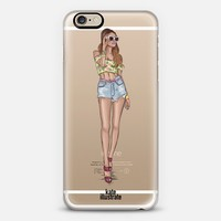 Summer Glow iPhone 6 case by kateillustrate | Casetify