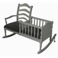 Carolina Accents Ashton Rocking Chair