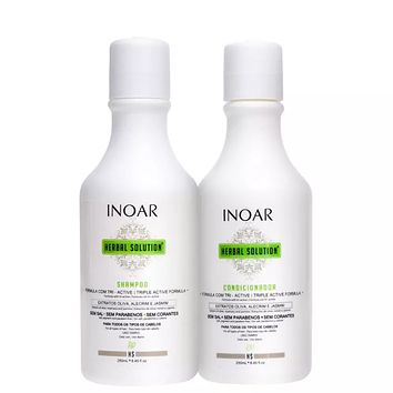 Inoar Herbal Solution Kit 500ml (8.45fl.oz)