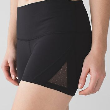 sweaty endeavor short *full-on luon | women's yoga shorts | lululemon athletica