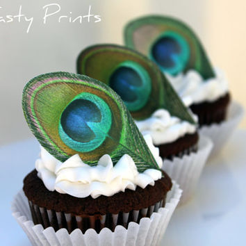 Shop Edible Cupcake Decorations on Wanelo