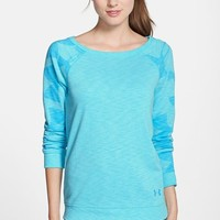Women's Under Armour 'Kaleidalogo' French Terry Pullover,
