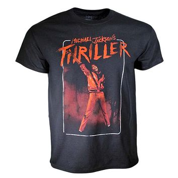 Michael Jackson Thriller Arm Up T-Shirt