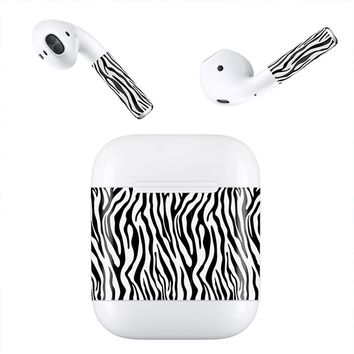 1 Set DIY Protector Skin Sticker+Anti Scratch Wrap Film for Charging Box For Apple Airpods Wireless Earphone Anti-lost Decor