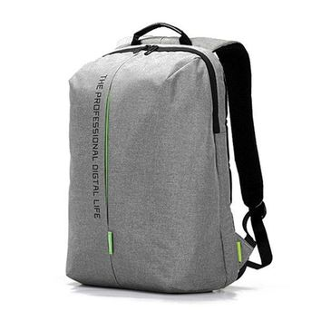 KINGSONS Water Resistant Backpack 15.6'' Laptop Bag