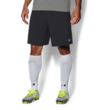 Under Armour Men's UA Hustle Soccer Shorts