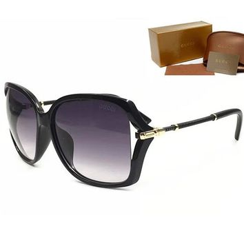 0fe4c4204d6 Perfect Gucci Women Fashion Sunglasses Popular Summer Style Sun