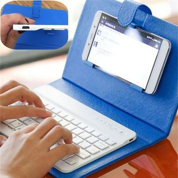 Bluetooth Wireless Keyboard Case for iPhone