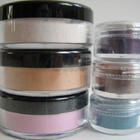 Mineral Makeup 6 Piece Set