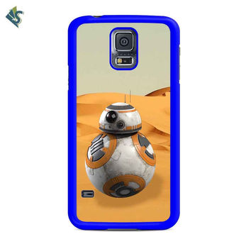 Star Wars The Force Awakens Droid Bb Eight Photo Cover Samsung Galaxy S5 Galaxy S5 Mini Case