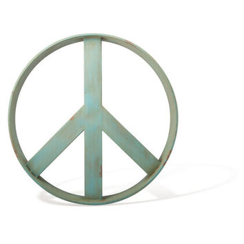 Peace Wall Sign