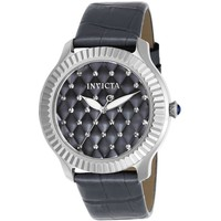 Invicta Women's Angel Quartz 3 Hand Grey Dial Watch 22565