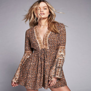 Free People Once Upon a Summertime Romper