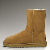 UGG Classic Short Boots 5825 Chestnut